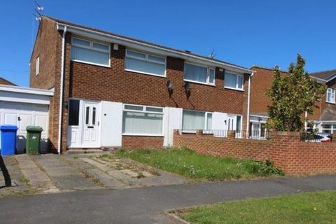 3 bedroom semi-detached house to rent - Druridge Drive, Blyth
