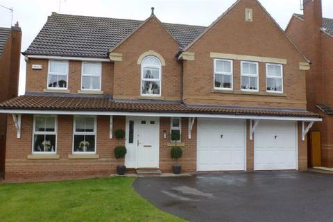 6 bedroom detached house to rent - Troon Way, Burbage