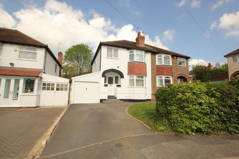 3 bedroom semi-detached house to rent - Tennal Grove, Quinton, Birmingham, B32 2HP
