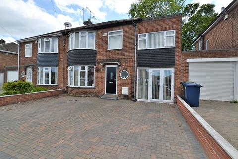 4 bedroom semi-detached house for sale - Langdon Road, Newcastle Upon Tyne, Tyne And Wear