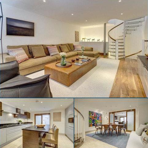4 bedroom terraced house for sale - Montrose Place, Belgravia, London, SW1X