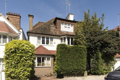 5 bedroom semi-detached house for sale - West Heath Road, Hampstead, London, NW3