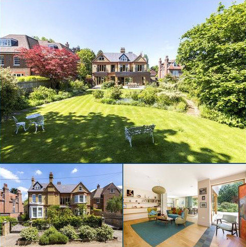 5 bedroom detached house for sale - Grange Road, Highgate, London, N6