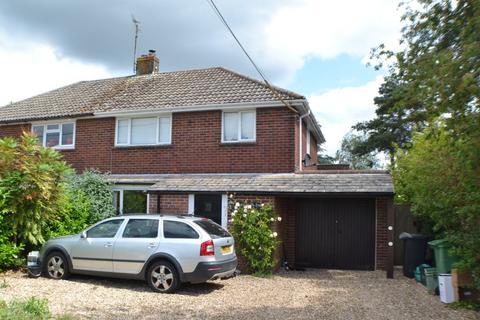 3 bedroom semi-detached house for sale - Back Lane Beenham
