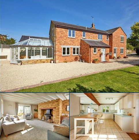 4 bedroom detached house for sale - Wales Street, Kings Sutton, Banbury, Northamptonshire, OX17