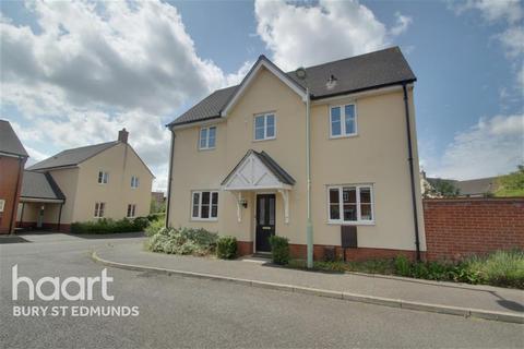 3 bedroom semi-detached house to rent - Blackbird Drive, Bury St Edmunds