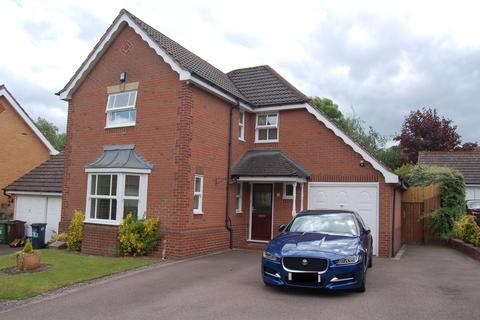 4 bedroom detached house to rent - Chattock Avenue, Solihull B91