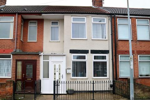 3 bedroom terraced house to rent - Rensburg Street, Hull, East Yorkshire, HU9