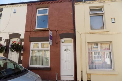 2 bedroom terraced house to rent - Dunstan Street Wavertree Liverpool L15 4LA