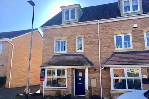 4 bedroom townhouse to rent - Harvey Street, Melton Mowbray,