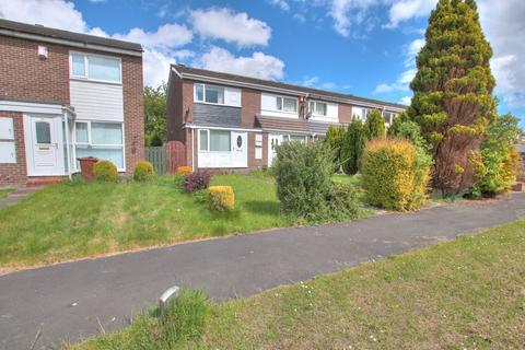2 bedroom end of terrace house for sale - Wooler Green, Newcastle upon Tyne, NE15 8XJ