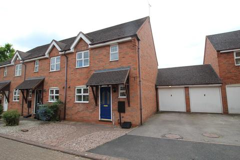 3 bedroom end of terrace house to rent - Clay Pit Lane, Dickens Heath