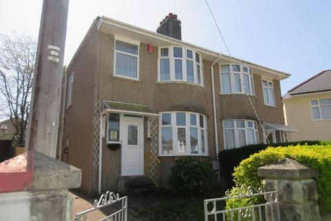 3 bedroom semi-detached house to rent - Dovedale Road, Beacon Park, Plymouth, Devon, PL2 2RS
