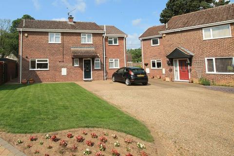 4 bedroom detached house for sale - Blackbird Close, Thurston