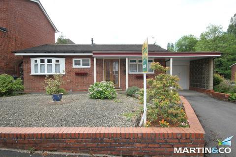 2 bedroom detached bungalow to rent - Churchcroft, Harborne, B17