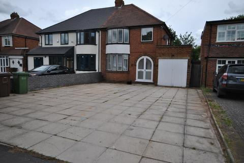 3 bedroom semi-detached house to rent - Hobs Moat Road, Solihull