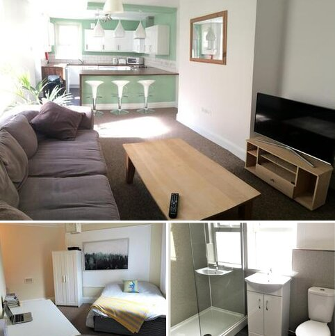 1 bedroom terraced house to rent - Individual Rooms Available Now, Plymouth