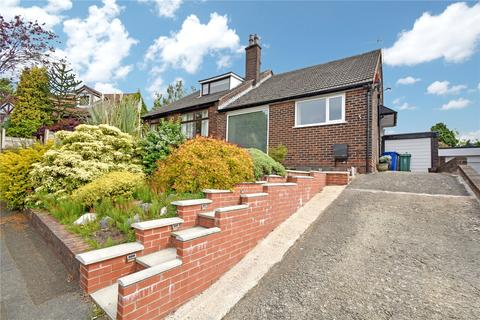 3 bedroom semi-detached bungalow for sale - The Downs, Prestwich, Manchester, Greater Manchester, M25