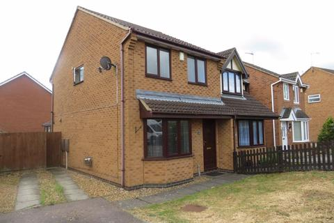 3 bedroom semi-detached house to rent - Aldwell Close, Wootton, Northampton