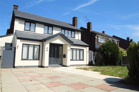 5 bedroom detached house to rent - Woburn Drive, Hale