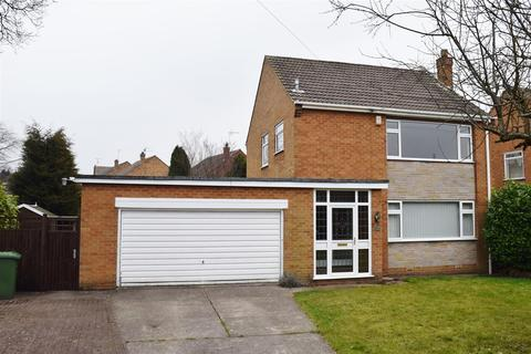 3 bedroom detached house to rent - Lindhurst Lane, Mansfield