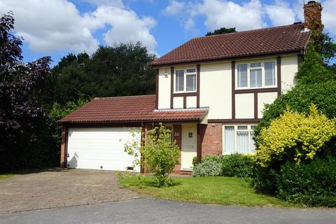 4 bedroom detached house for sale - Springwood Drive, Oakwood, Derby