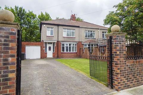 3 bedroom semi-detached house for sale - Rowantree Road, Walkerville, Newcastle Upon Tyne, NE6