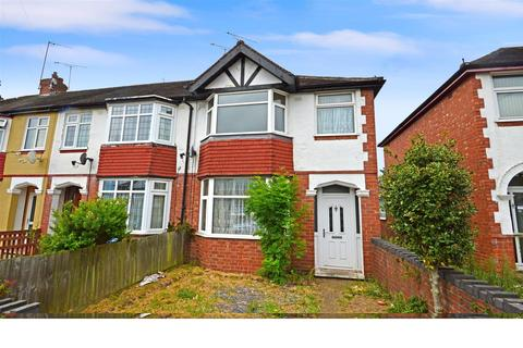 3 bedroom end of terrace house for sale - Wrigsham Street, Cheylesmore, Coventry