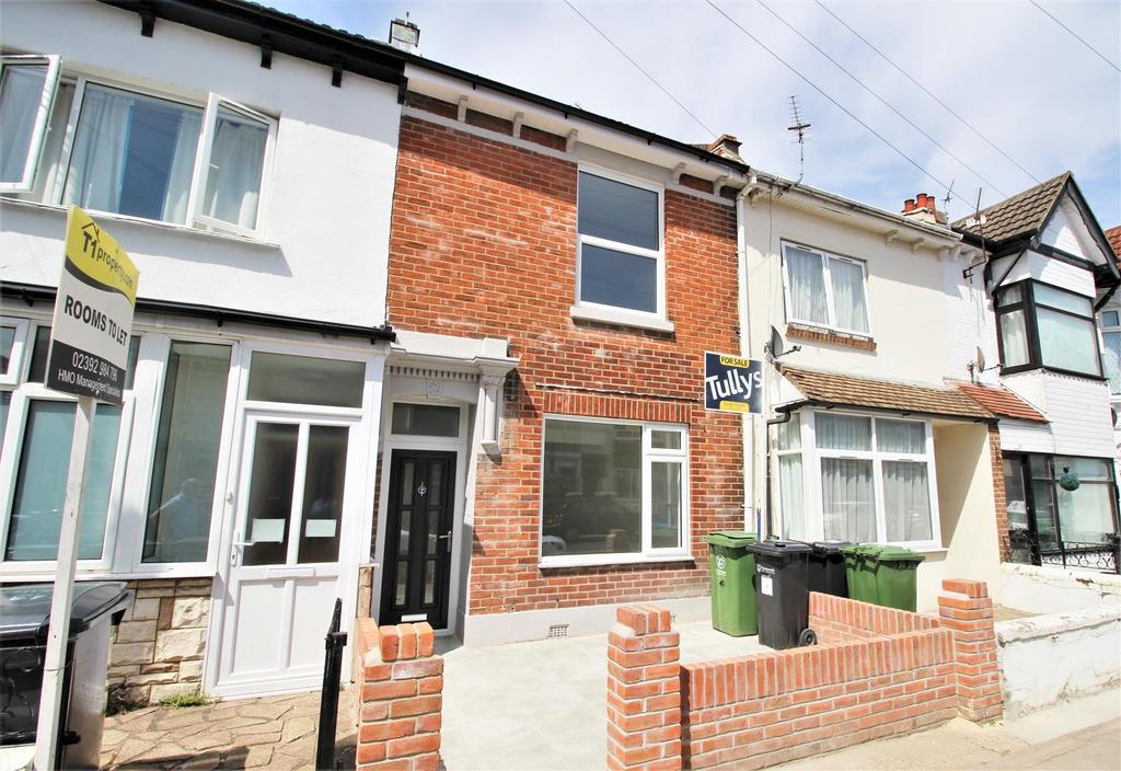 queens road, portsmouth 4 bed house for sale - 260,000