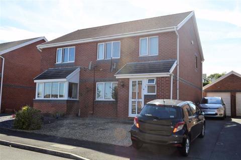 3 bedroom semi-detached house for sale - Westgrove Court, Swansea, SA4