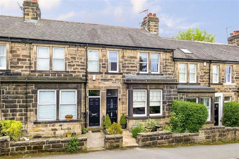3 bedroom terraced house for sale - Chatsworth Grove, Harrogate, North Yorkshire