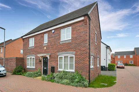 3 bedroom detached house for sale - Bingley Crescent, Kirkby-in-Ashfield