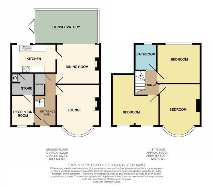 Floorplan: 2 dfp
