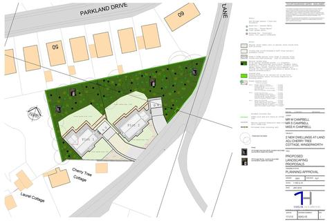 Plot for sale - Hockley Lane, Wingerworth, Chesterfield