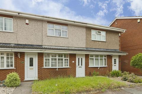 2 bedroom terraced house for sale - Polperro Way, Hucknall, Nottinghamshire, NG15 6JX