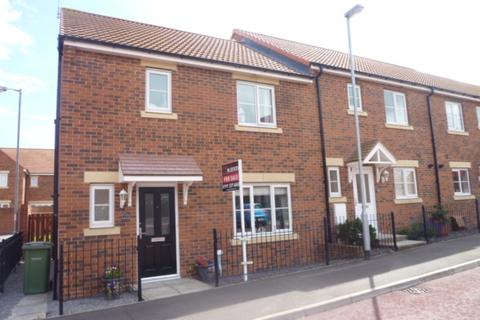 3 bedroom end of terrace house for sale - Blackhaugh Drive, Seaton Delaval
