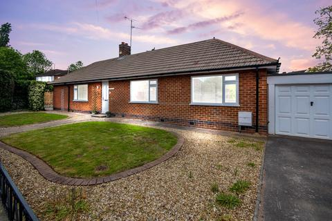 3 bedroom detached bungalow for sale - Wellesley Avenue, Sunnyhill