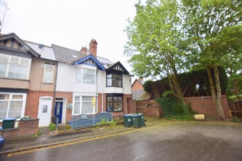 4 bedroom terraced house for sale - St Michaels Road, Stoke, Coventry - NO UPWARD CHAIN