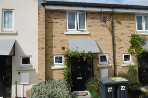 2 bedroom terraced house to rent - Alderman Close, Beeston, NG9 2RH