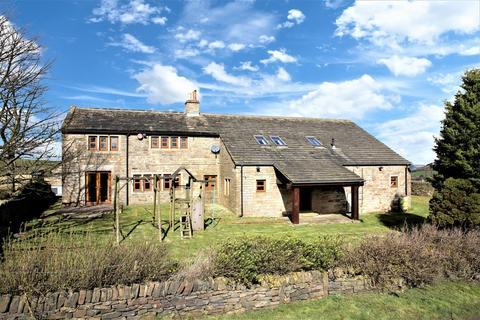 4 bedroom link detached house for sale - Bedding Edge Road, Hepworth, Holmfirth