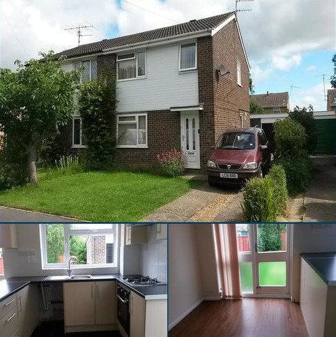 3 bedroom semi-detached house to rent - Lynford Way, Rushden NN10