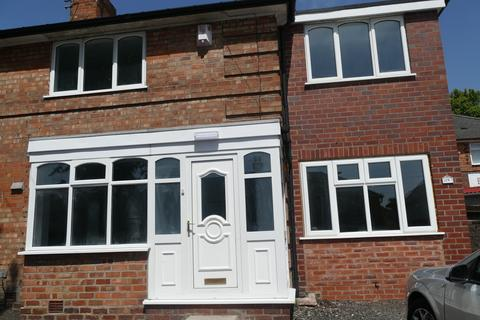 4 bedroom semi-detached house to rent - Poole Crescent, Harborne, Birmingham B17