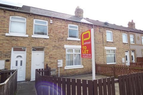 2 bedroom terraced house to rent - Juliet Street, Ashington, Northumberland, NE63 9DZ