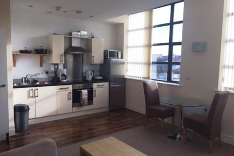 1 bedroom apartment to rent - 30 Cornwall Works, 3 Green Lane, Kelham Island, Sheffield, S3 8SJ