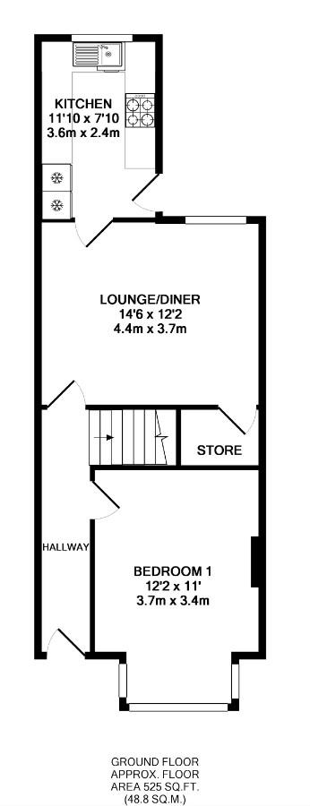 Floorplan 1 of 3: Floor Plan   Ground