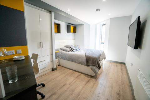 Studio to rent - The Bank - Silver Student Accommodation, Leicester