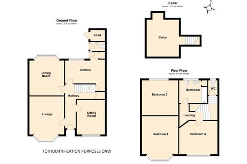 3 bedroom detached house for sale - 14 Middleborough Road, Coundon, Coventry, CV1 4DE