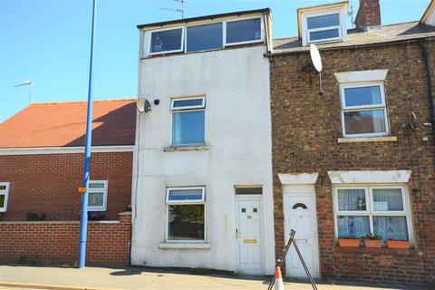3 bedroom end of terrace house for sale - Scarborough Road, Filey, YO14 9EF