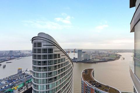 1 bedroom apartment to rent - Charrington Tower, 11 Biscayne Avenue, London, E14 9BQ