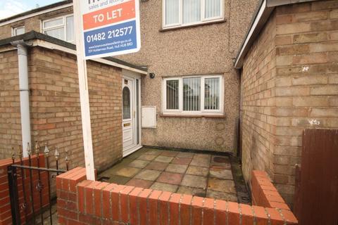 3 bedroom terraced house to rent - Sweet Dews Grove, Hull, HU9